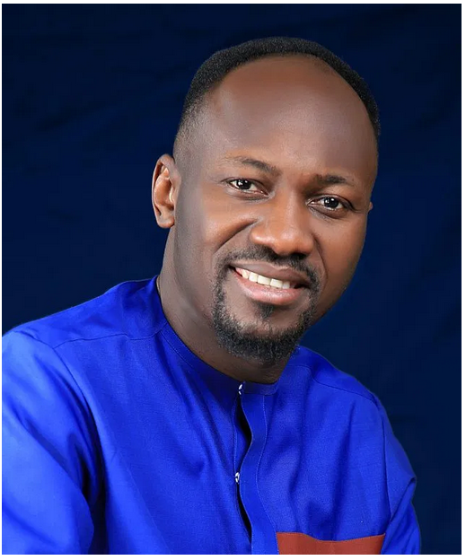 Apostle Johnson Suleman biography pics