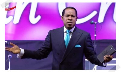 The Responsibility of Prayer By Pastor Chris