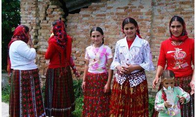 a gypsy