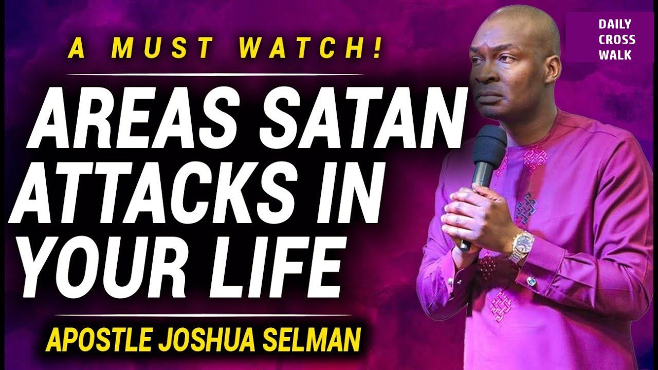 Areas Satan Attacks Life