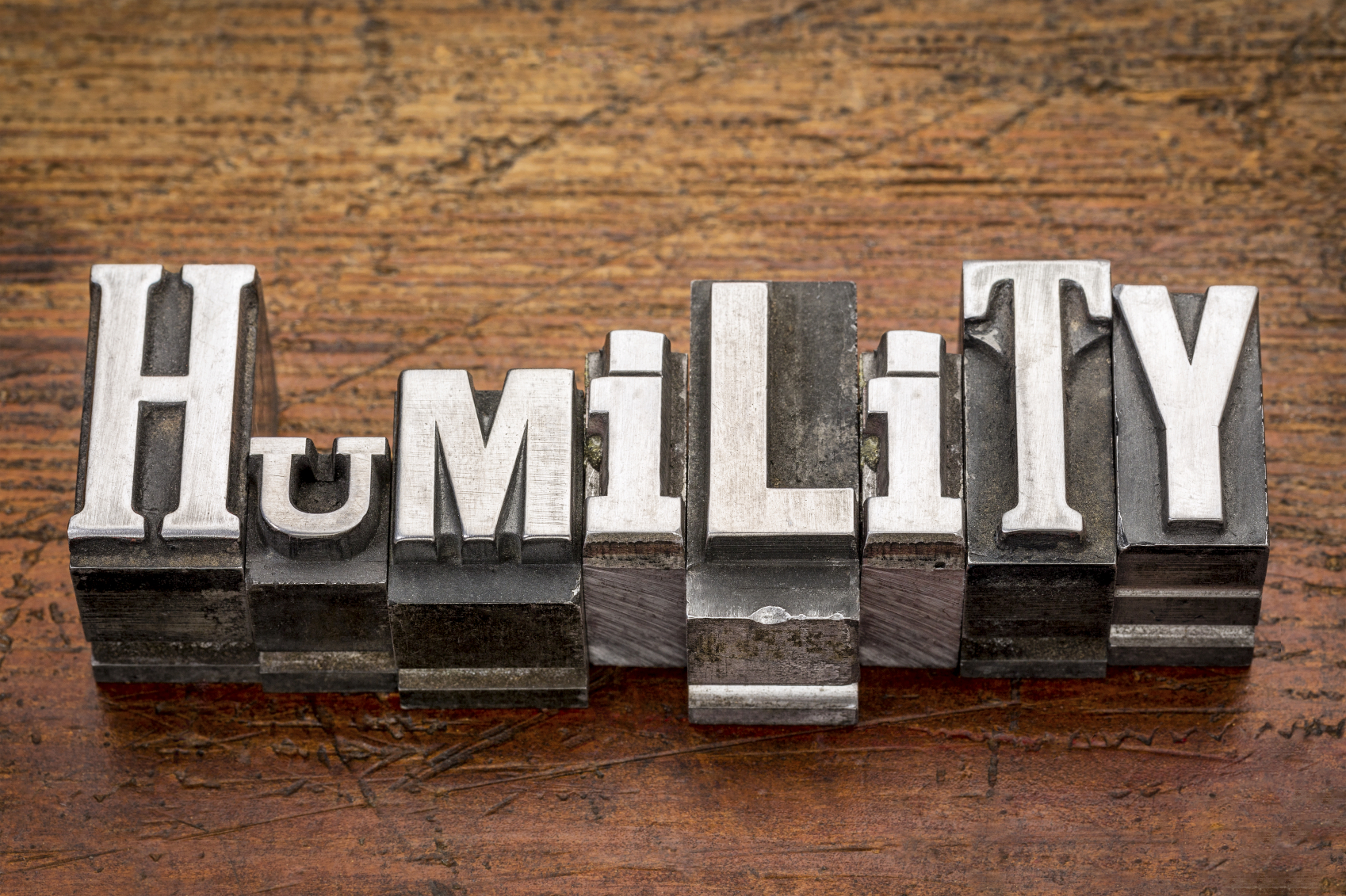 What Exactly Is The Word Humility?
