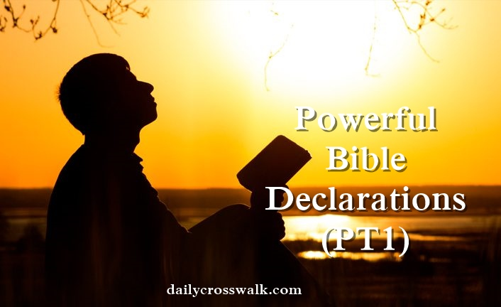 powerful bible declarations